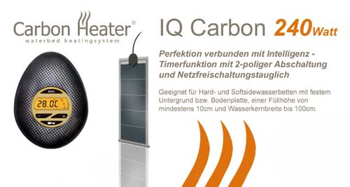 T.B.D. Carbon Heater