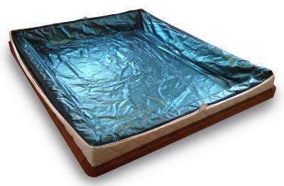 Outliner - Sicherheitswanne für Softside Wasserbetten