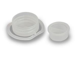 Verschlusskappe mit Laschen für Wasserbetten