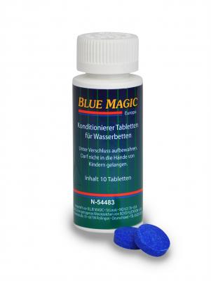 Blue Magic Konditionierer Tabletten für Wasserkopfkissen