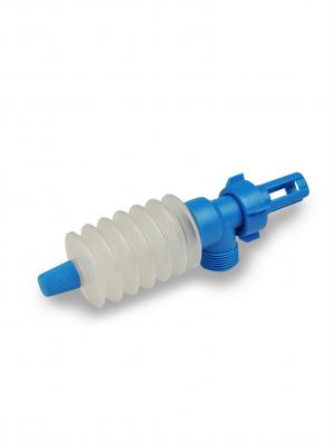 Handentleerungspumpe für Wasserbetten