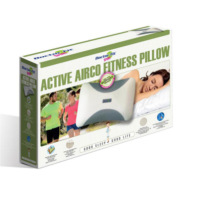 Doctor Fit - Active AIRCO Fitness Kissen Green Line