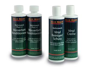 2 Konditionierer & 1 Vinyl Reiniger/Schutz & 1 Vinylcreme