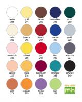 Spannbettlaken 140-160 x 200-220cm Aqua - Jersey Qualität