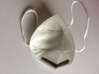 FFP2 Atemschutzmaske zertifiziert nach FFP2-Norm 10st.